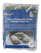 Buy Kole Deluxe Chiropractic Design Inflatable Neck Rest
