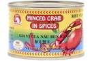 Minced Crab in Spices (Gia Vi Cua Nau Bun Rieu) - 5.6oz