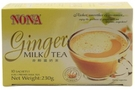 Ginger Milk Tea (4 in 1) - 8oz [ 3 units]