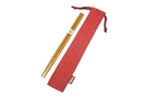 Buy Chopsticks with Case (Rabbit) - 21cm