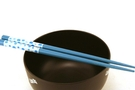 Buy Chopsticks Lacquered (Happy Balloons Blue) - 18cm