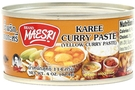 Buy Maesri Karee Curry Paste - 4oz