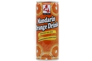 Mandarin Orange Drink (Orange Juice with Pulp) - 8.05 fl oz [6 units]