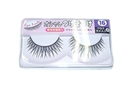 Buy False Eyelashes Type #16 (Long Cross with Glitter 10 cm) - 1 Set