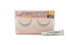 Buy False Eyelashes Type #6 (Long Straight 10 cm) - 1 Set