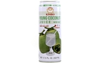 Young Coconut Juice with Pulp (Nuoc Dua Tuoi) - 17.5fl oz [24 units]