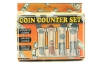 Buy Coin Counter Set (Counts, Saves and Roll Coins)