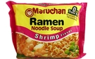 Ramen Noodles Soup (Shrimp Flavor) - 3oz