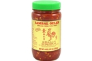 Sambal Oelek (Ground Fresh Chili Paste) - 8oz [12 units]