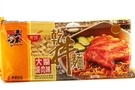 Dried Noodle with BBQ Pork Flavor Sauce - 11.3oz [12 units]