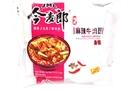 Instant Noodle (Artificial Spicy Hot Beef Flavor) - 4.13oz [ 30 units]
