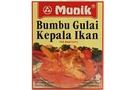 Gulai Kepala Ikan (Head of Fish in Curry Seasoning) - 3.5oz