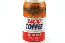 Original Blend Coffe with Milk - 11.68 fl oz [24 units]
