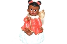 Buy GS African Angel Figure (Orange)