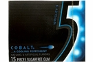 Buy Wrigley 5 Cobalt - 0.5lb