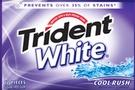 Trident White Cool Rush 16pcs /0.5oz