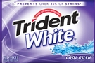 Buy Trident White Cool Rush - 0.5oz