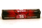 Bubblicious Burst Sour Cherry Gum - 1.6oz