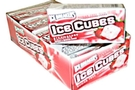 Ice Cubes Chewing Gum 10 pcs (Sugar Free / Strawberry Smoothies) - 8oz