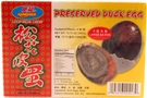 Buy Preserved Duck Egg (Large AA Size /6 pcs) - 13.75oz