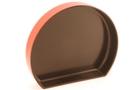 Buy JPC Sushi Plate Half Moon Shape (Red/Black) - W20.5 * L17.4 * H3.8 cm