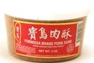 Buy Formosa Pork Sung (Cooked Shredded Dried Pork) - 4oz