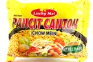 Instant Pancit Canton Original Flavor (Instant Chow Mein Original Flavor) - 2.29oz