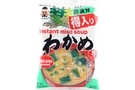 Instant Miso Soup (Seaweed) - 6.21oz