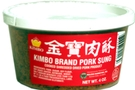 Pork Sung (Cooked Shredded Dried Pork) - 4oz [3 units]