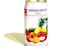 Mixed Fruit Juice (Jus De Fruits Melanges) - 12.32 fl oz.