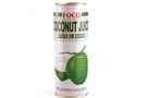 Coconut Juice with Meat (Jugo De Coco) - 17.6 Fl oz