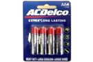 Buy ACDelco Battery AA (Heavy Duty 4/pk)