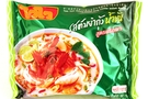 Instant Noodel (Tom Yum Shrimp Cream Soup Flavor) - 2oz