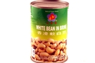 Buy Bells & Flower White Bean in Brine - 15oz