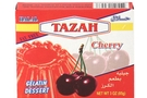 Buy Tazah Gelatin Dessert Mix (Cherry Flavored) - 3oz