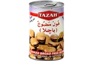 Buy Tazah Cooked Broad Fava Beans - 16oz
