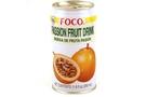 Buy FOCO Bebida De Fruta Pasion (Passion Fruit Drink) - 11.8fl oz