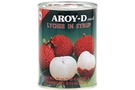 Buy Aroy-D Lychee in Syrup - 20oz
