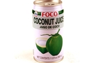 Coconut Juice with Meat (Jugo De Coco) - 11.8 fl oz