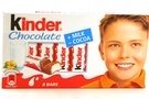 Kinder Chocolate (Milk Cocao / 8-ct) - 3.52oz