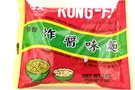 Kung-Fu Instant Oriental Noodle Soup (Soybean Flavor) - 3oz