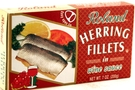 Herring Fillets in Wine Sauce - 7oz