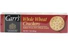 Whole Wheat Crackers - 7oz