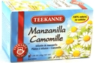 Buy Teekanne Monzanilla Camomille (Camomille Tea /20-ct) - 1.06oz