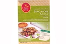 Singapore Kebab Satay (Ready to Cook Sauce Kit)  - 9.7oz