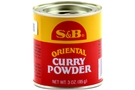 Buy S & B Oriental Curry Powder - 3oz