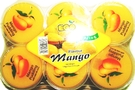 Mango Pudding with Nata de Coco - 21oz [3 units]