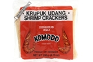 Shrimp Crackers Medium (Krupuk Udang Sedang) - 8.75oz [3 units]