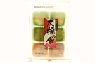 Mixed Mochi (Red Bean/ Taro/Green Tea / 6-ct) - 7.4oz