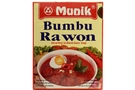 Bumbu Rawon (Diced Beef In Black Sauce Soup Seasoning) - 4.4oz